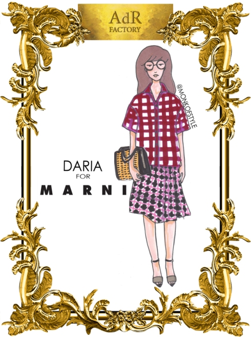 aDr Daria for Marni
