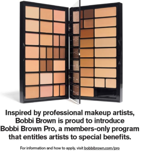 Bobbi Brown Pro Makeup Artist Palettes