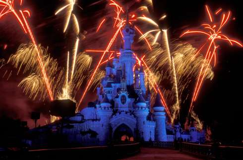 Disneyland @ Paris, France