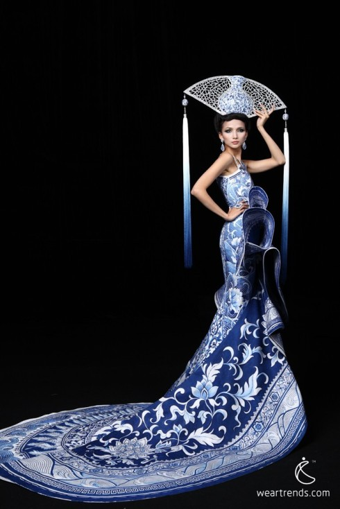 中國高級訂製服裝設計師-郭培