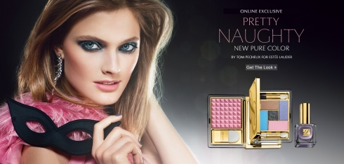 Estée-Lauder-Pure-Color-Spring-2013-Pretty-Naughty-Collection Promo