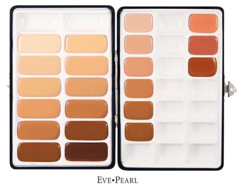 Eve Pearl Pro Artist Palette w/Astaxanthin- Filled