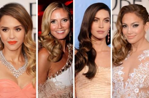 Jessica Alba, Heidi Klum, Megan Fox, Jennifer Lopez