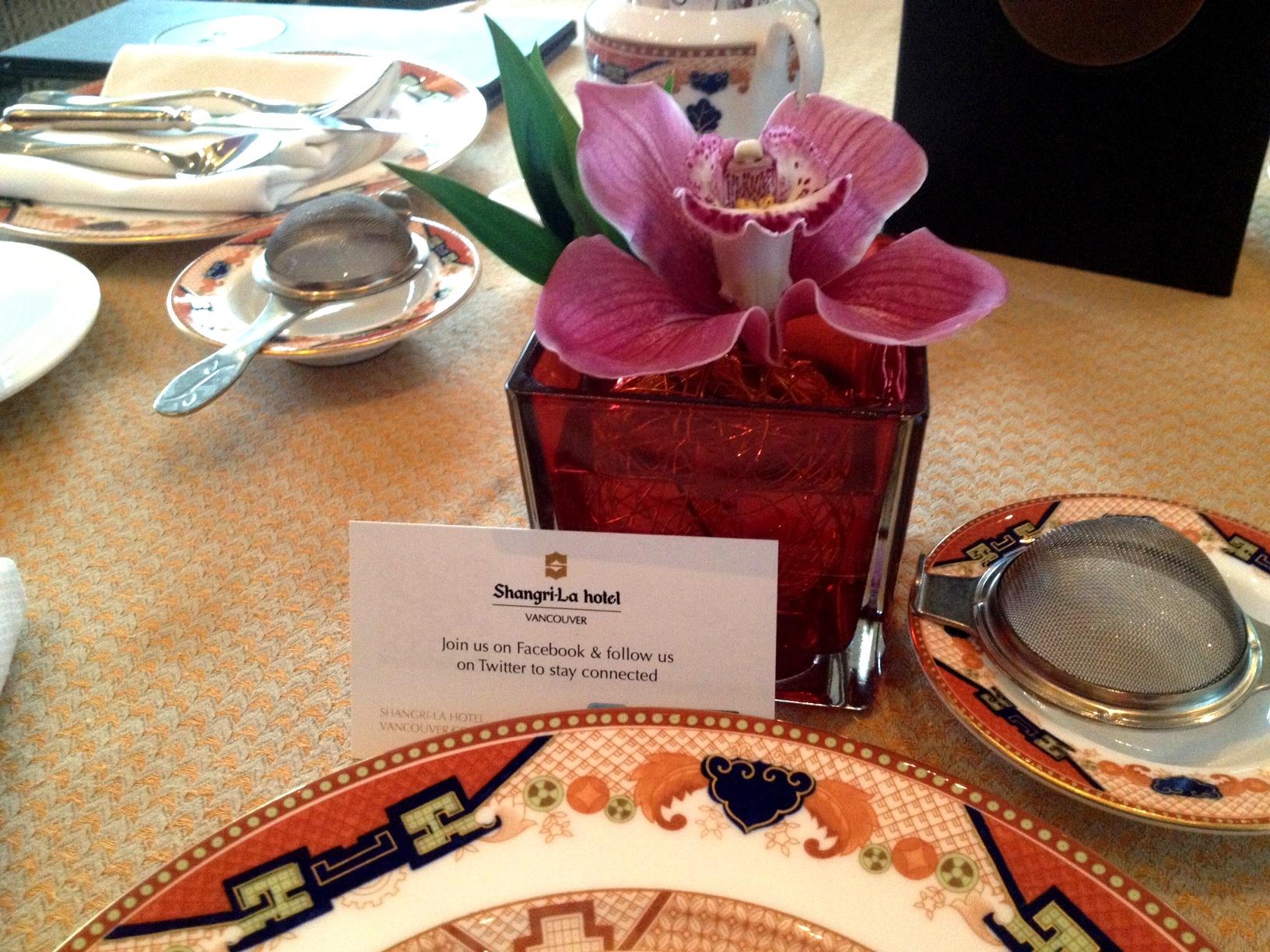 Tommy Beauty Pro: High Tea At Shangri-La Hotel (Vancouver) 品味英式下午茶