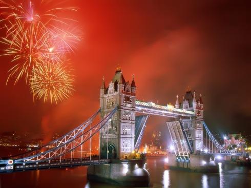 London Bridge, England