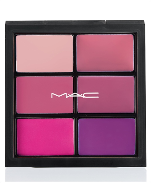 MAC Pro Lip Palette: 6 Preferred PINKS
