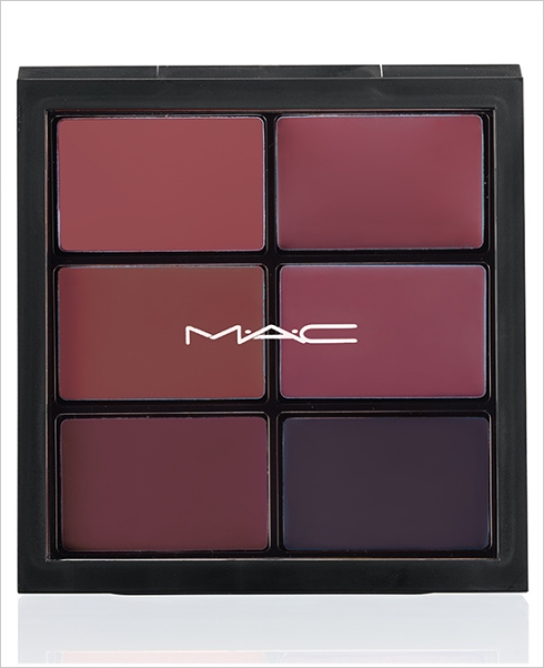 MAC Pro Lip Palette: 6 SELECT PLUMS