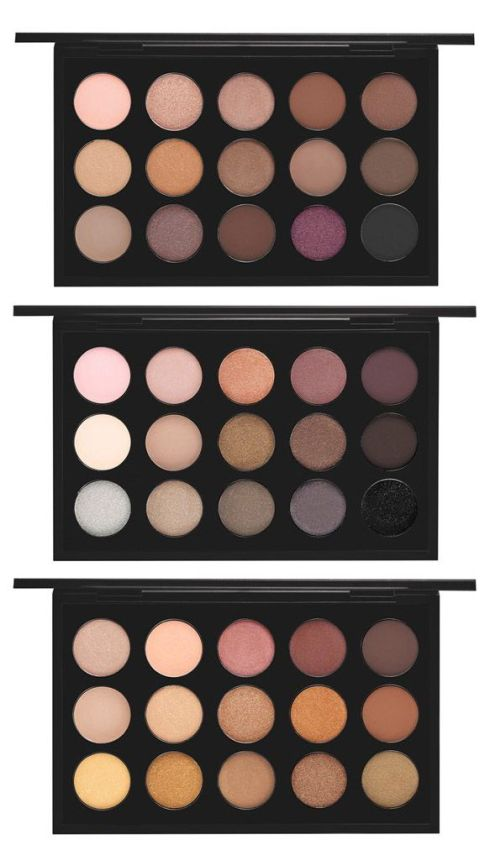 Neutral Color Eye Shadow Palettes by M·A·C Cosmetics
