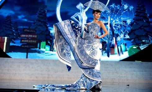 2012中國環球小姐:許繼丹