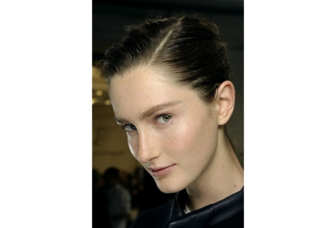 Rectangular Eyebrows at Lourenco