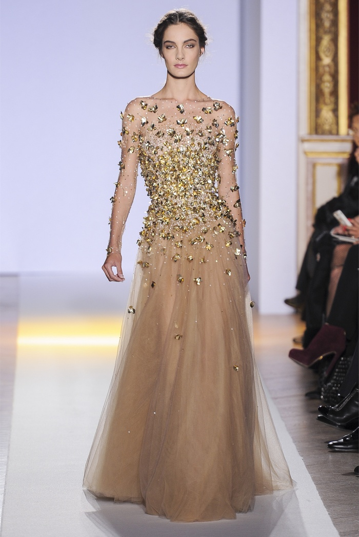 Zuhair murad couture spring 2013 tommy beauty pro for Couture a wod
