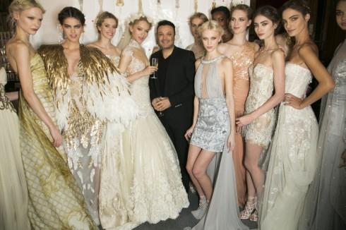 Zuhair Murad Couture Spring 2013