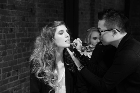 Cotte D'Armes Fashion Show | photo by Lauren Nicole Foot