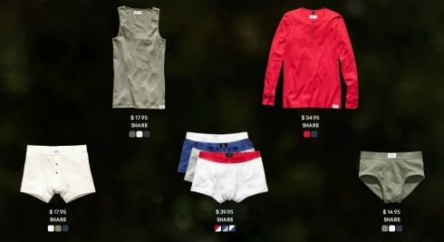 David Beckham H&M Bodywear SS2013-05