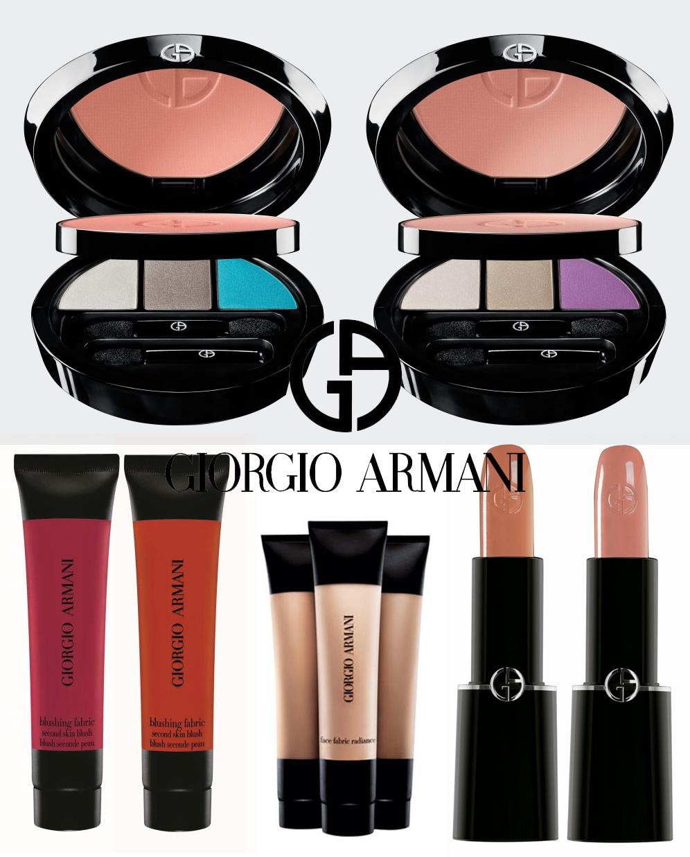 Giorgio Armani | Tommy Beauty Pro