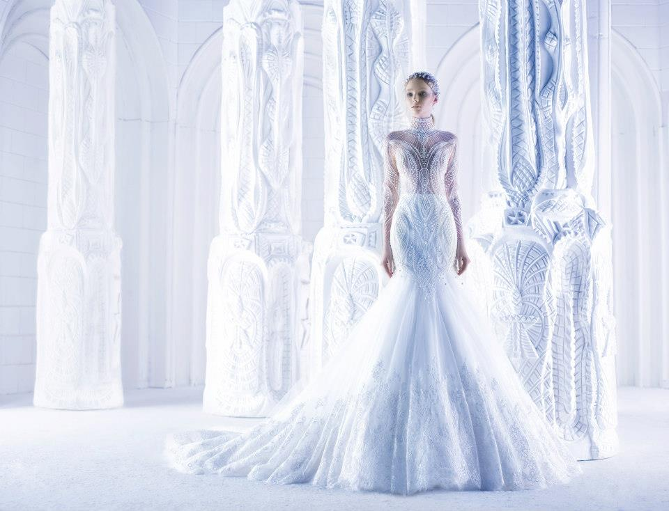 Michael Cinco Spring/Summer 2013 Couture Weddings