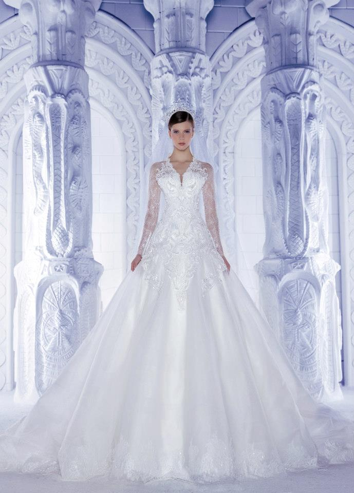 Michael Cinco Fashion Show: Michael Cinco Spring/Summer 2013 Couture Weddings