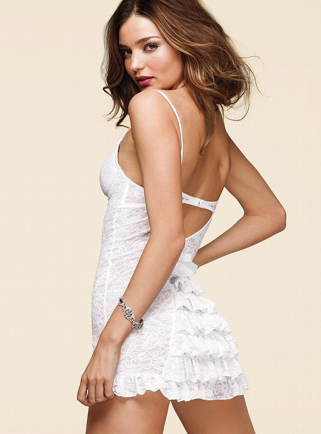 miranda kerr for victoria s secret bridal lingerie 2013 collection tommy beauty pro