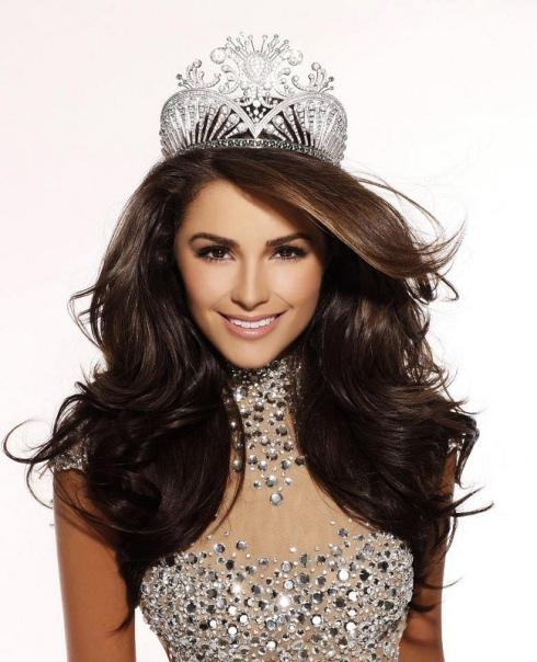 Miss Universe 2012 Olivia Culpo (USA)