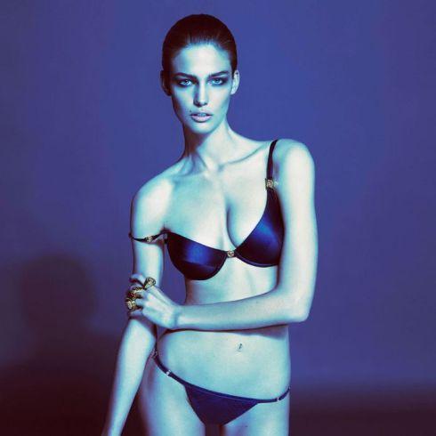 Versace Underwear Spring Summer 2013 Kendra Spears