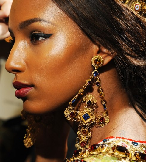 Tommy Beauty Pro: The Dolce&Gabbana FW 2014 Mosaic Collection