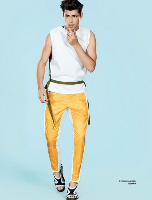 Sean O'Pry for GQ Korea-03