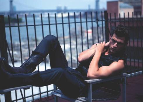 Sean O'Pry for Glow Magazine September 2012-04