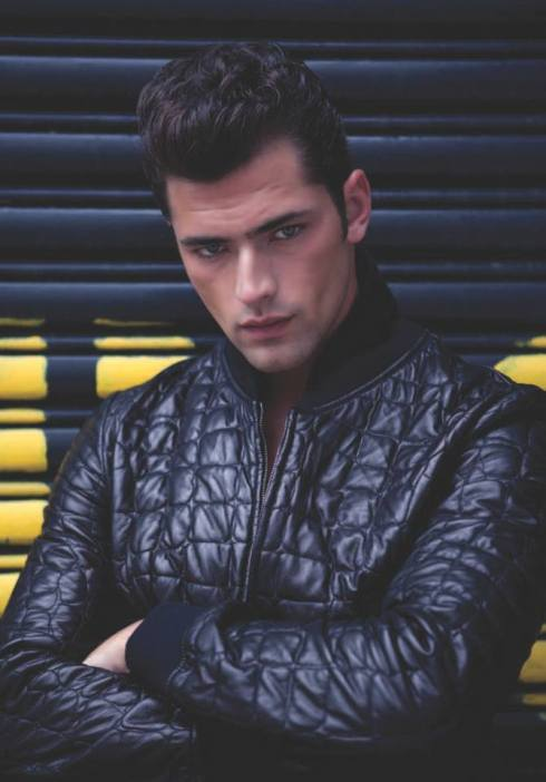 Sean O'Pry for Glow Magazine September 2012-07