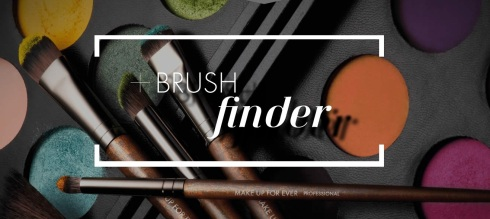 MAKE UP FOR EVER Artisan Brushes 4 Brush Finder