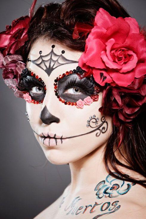 Astounding Halloween Make Up Look Inspirations Tommy Short Hairstyles For Black Women Fulllsitofus