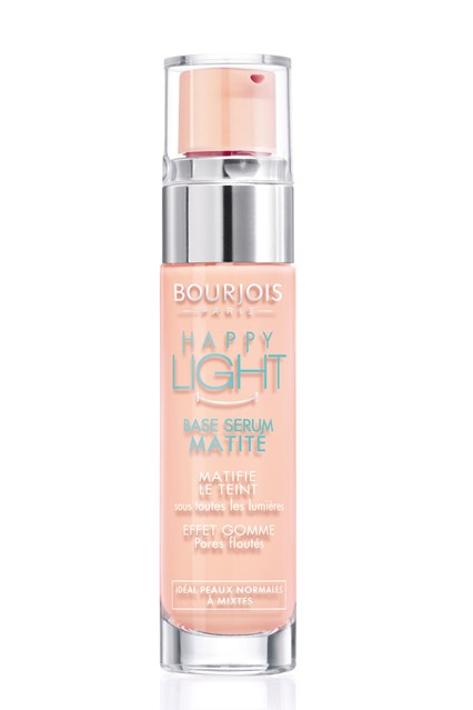 Bourjois Happy Light Base Serum Matité