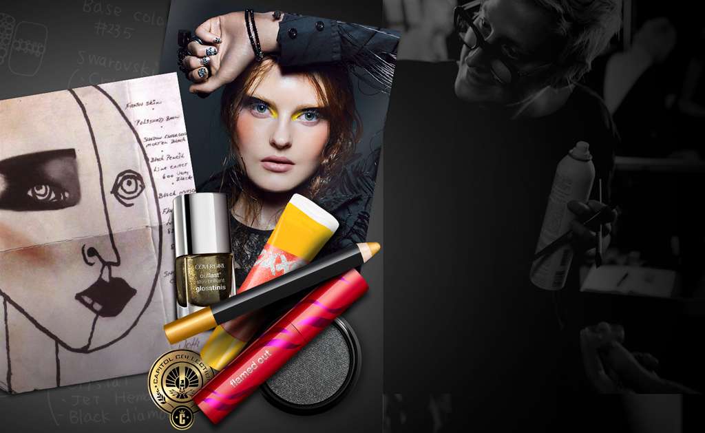 Tommy Beauty Pro: CoverGirl's Hunger Games: Catching Fire Collection 2013