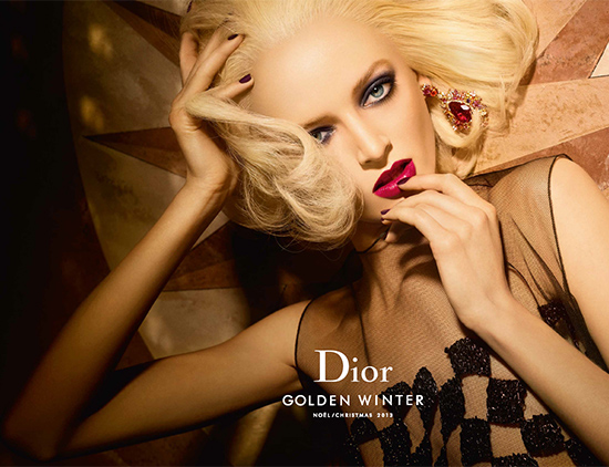 Tommy Beauty Pro: Dior Holiday Collection 2013 – Golden Winter