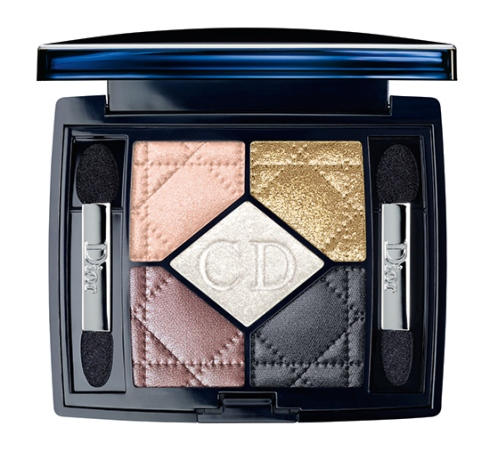 Dior Holiday Collection 2013 - Eye Shadows: Golden Snow