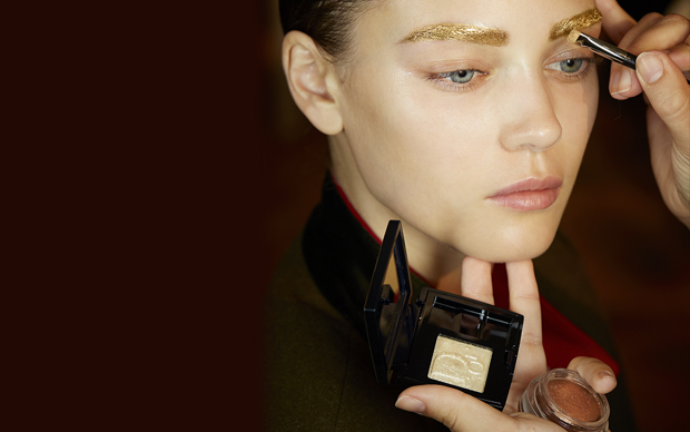 Tommy Beauty Pro: Dior Backstage Makeup – L'OR Show S/S 2014