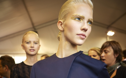 Dior 2014 SS L-or Show-10