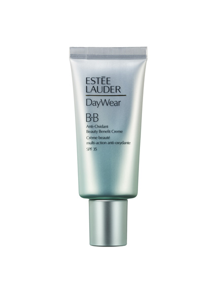 Estée Lauder Daywear BB Anti-Oxidant Beauty Benefit Creme SPF 35 offers nearly full coverage and protects with broad-spectrum sunscreen and a generous dose of vitamins C and E.