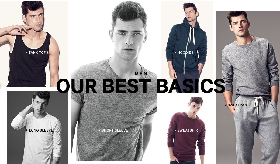 Sean O'Pry For HM: Winter Knits pics