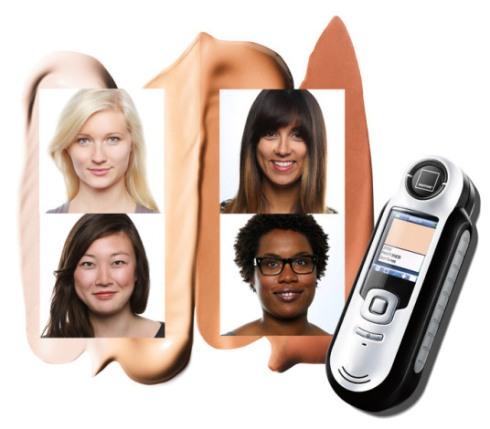 Sephora + Pantone Color IQ system