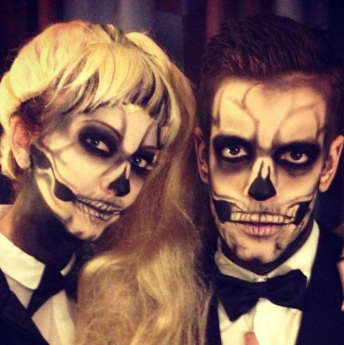 Lady Gaga Zombie Make-up by MUA Amelia C.