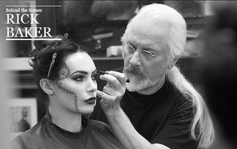 MAC PRO Special Effect Make-up Artist Rick Baker