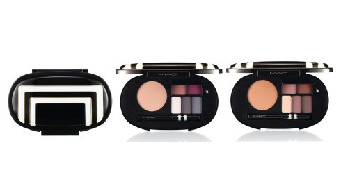 MAC Stroke of Midnight Face Palettes for Holiday 2013-2