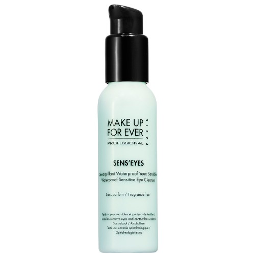 MAKE UP FOR EVER Sens'Eyes - Waterproof Sensitive Eye Cleanser │眼唇卸妝凝乳