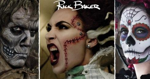 M·A·C Cosmetics x Rick Baker Halloween 2013