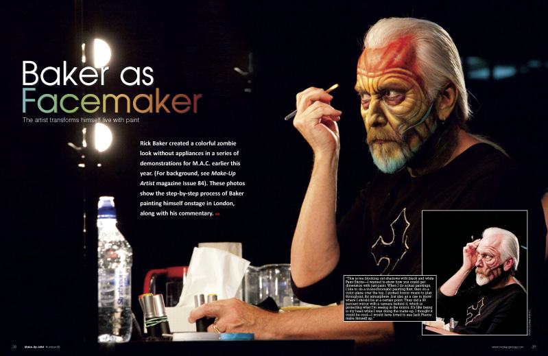 rick baker feature article_85indd