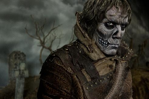 M·A·C x Rick Baker Halloween 2013- Look 2:  Zombie