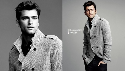 Sean O'Pry for HM Winter Knits 2013-09