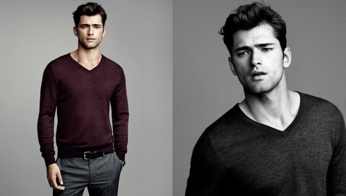 Sean O'Pry for HM Winter Knits 2013-10