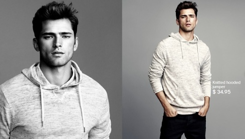 Sean O'Pry for HM Winter Knits 2013-11