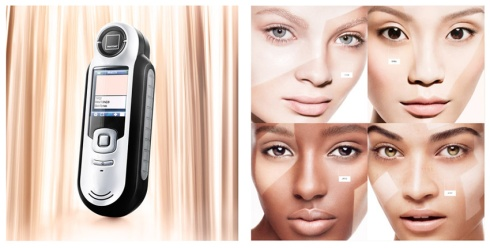 Sephora + Pantone Color IQ system: Never wear the wrong foundation again.